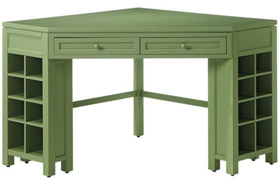 Martha Stewart Craft Space Corner Table