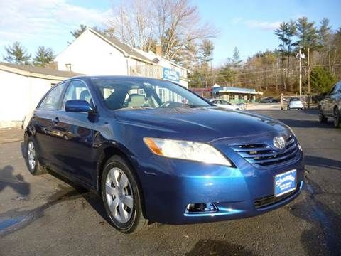 toyota camry 2007 blue. 2007 toyota camry for sale in hooksett nh blue