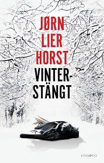 Mias bokhörna: Jørn Lier Horst - Vinterstängt