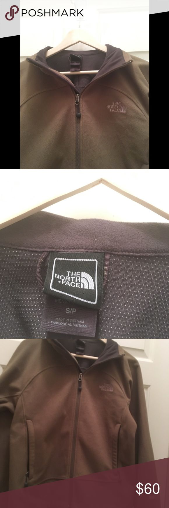 North face men's jacket North face men's green jacket windwall. Only worn a few times size Small The North Face Jackets & Coats Lightweight & Shirt Jackets