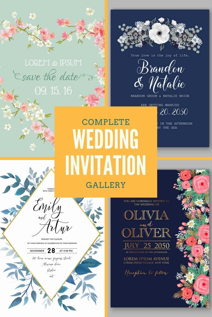 Cost Free Wedding Invitation Cards Examples Go Creating