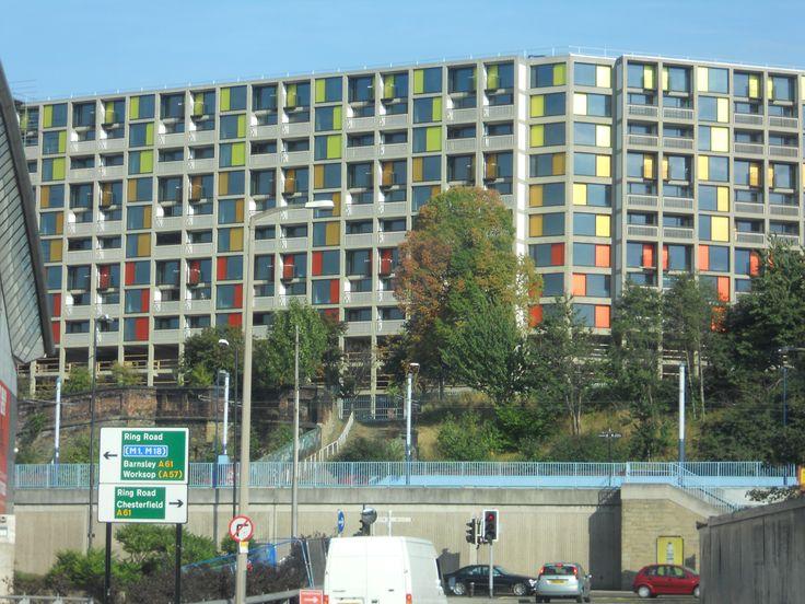 park hill estate sheffield - Google'da Ara