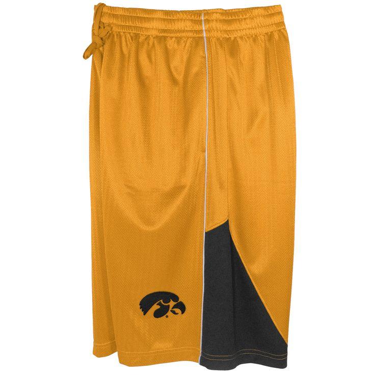 NCAA Men's University Of Iowa Hawkeyes Basketball Shorts