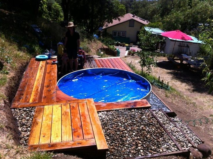 Best 25 Homemade Swimming Pools Ideas On Pinterest Diy Pool Homemade Pools And Diy Swimming Pool