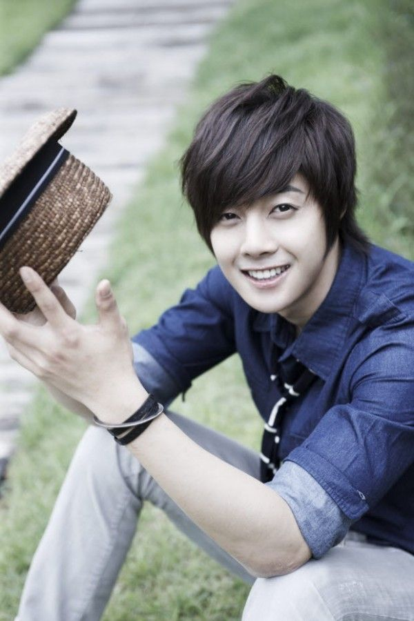 Kim Hyun Joong 김현중 ♡ hat ♡ Playful Kiss ♡ Kdrama ♡ Kpop ♡