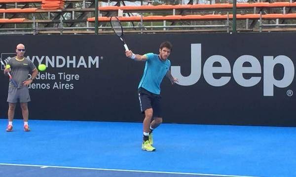 Mayer debuta hoy en el Challenger Copa Ciudad de Tigre