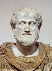 A marble statue of Aristotle. Aristotle contrasted rule by the many (democracy/polity), with rule by the few (oligarchy/aristocracy), and with rule by a single person (tyranny or today autocracy/monarchy). He also thought that there was a good and a bad variant of each system (he considered democracy to be the degenerate counterpart to polity).