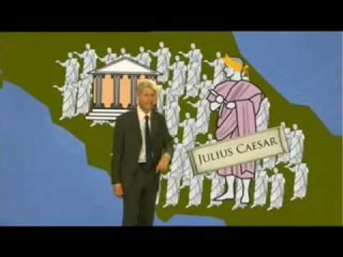 HORRIBLE HISTORIES - The Roman Report with Bob Hale and check out our world history blog: http://worldhistoryeducatorsblog.blogspot.com/