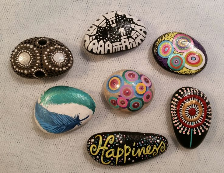 26 best images about art painted rocks on pinterest for Sassi decorati