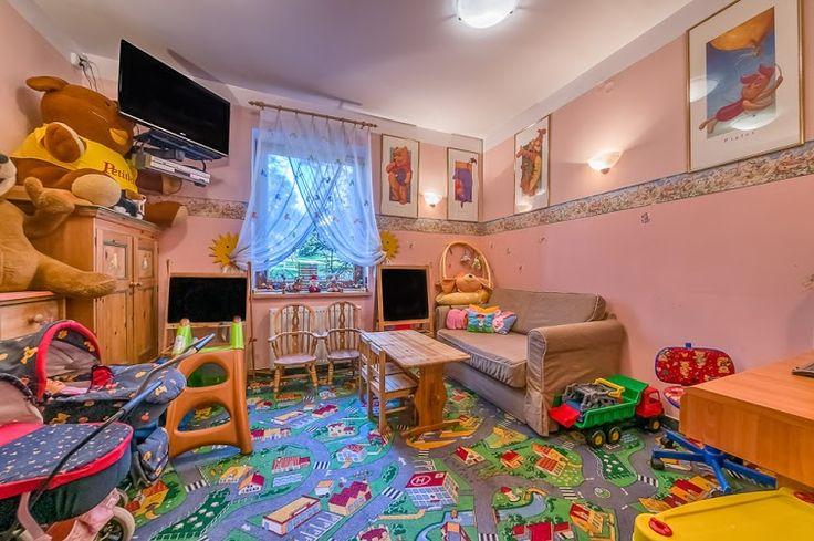 Pokój zabaw dla najmłodszych