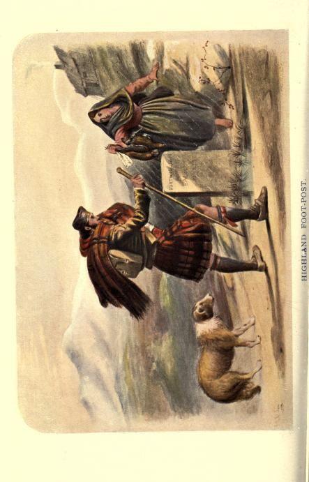 McIan's Highlanders at home, or, Gaelic gatheri...