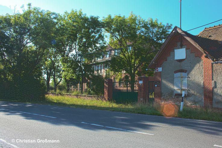 Sachsen-Anhalt. Ein kleiner paradiesischer Standort für das Pilotprojekt an der Straße der Romanik. 1/4