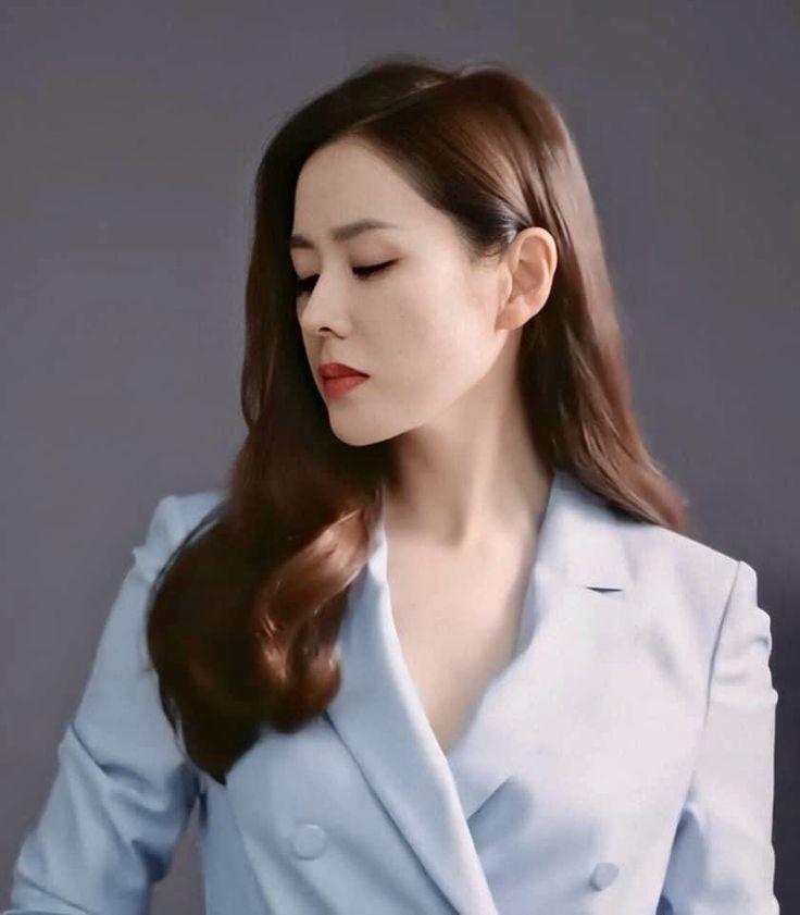 Son Ye-jin (손예진)   韓国女優, 女優, ヘアスタイル