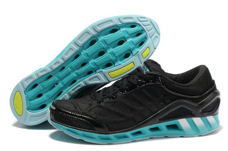 buy popular 4a610 bac4f ... Adidas Climacool Seduction Womens Black Tiffany Blue  Adidas Running  Shoes  Pinterest  Blue, image adidas CLIMACOOL Freshride ...