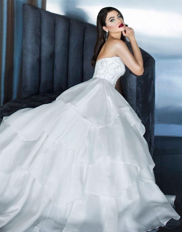 awesome Yumi Katsura wedding dresses autumn-winter 2014-2015   #YumiKatsura