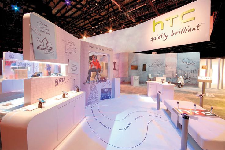 EXHIBITOR magazine - Article: Exhibit Design Awards: Writings on the Wall, May 2012