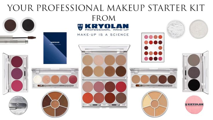 I have designed this special starter makeup kit with Kryolan Makeup, for people who undertake my online and face to face professional makeup courses. I really wish I had something like this when I started in the industry, it would have been such a fantastic help. I put this kit together to allow my client's to have the best products available to them when starting out their practical work. You can find details on my website at www.sarahbpromakeup.com