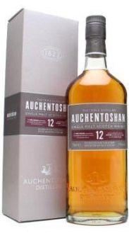 AUCHENTOSHAN 12 YEAR whisky 40 % 70 cl www.wijn-sterkedranken.be