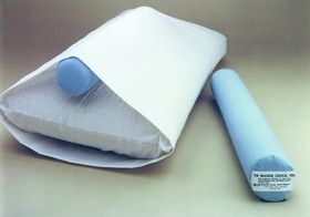 How to make your own cervical roll and pillow.  Great for neck arthritis!