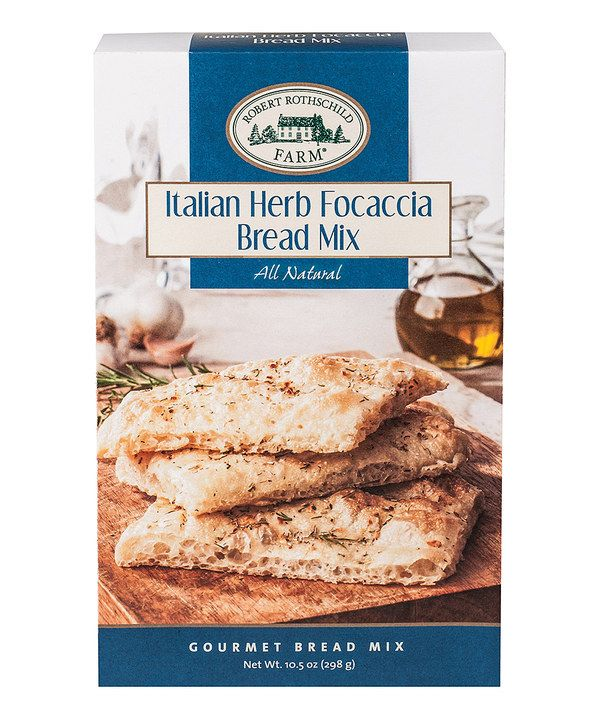 Take a look at this Italian Herb Focaccia Bread Mix - Set of Three on ...