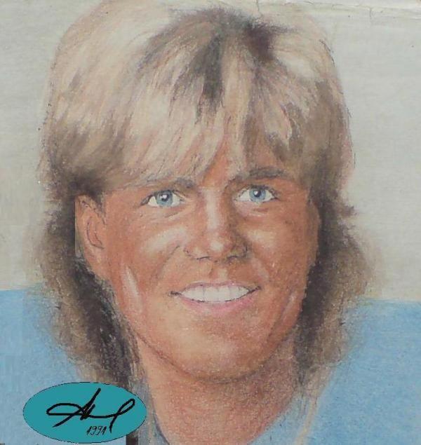 Stars Portraits - Portrait of Dieter Bohlen by monogatari