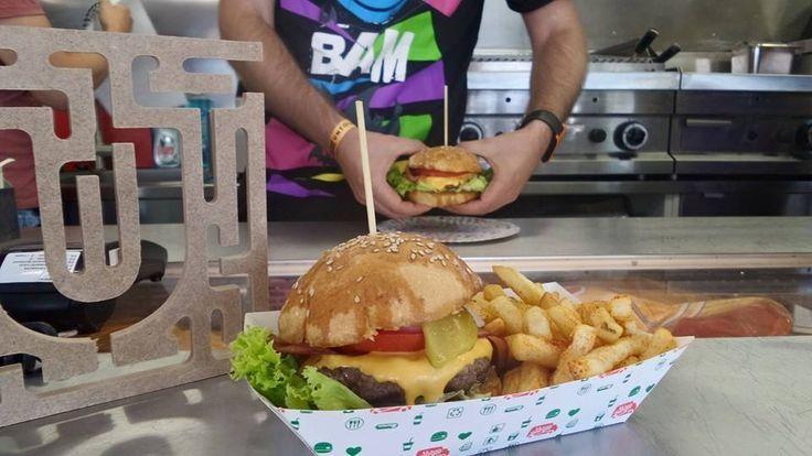 Urban Burger Bucuresti (Romania) - Untold Festival 2015