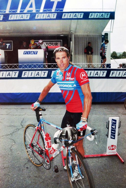 Phil Anderson - 1992 Tour de France.