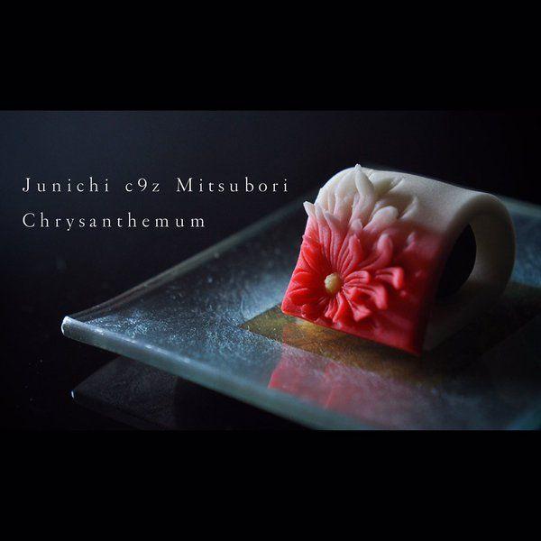 Wagashi by Mitsubori Junichi