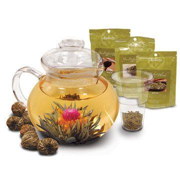 Sweet!Design Inspiration, Teas Gift, Teas Time, Flower Teas, Gift Ideas, Teas Pots, Loo Teas, Gift Sets, Teas Sets