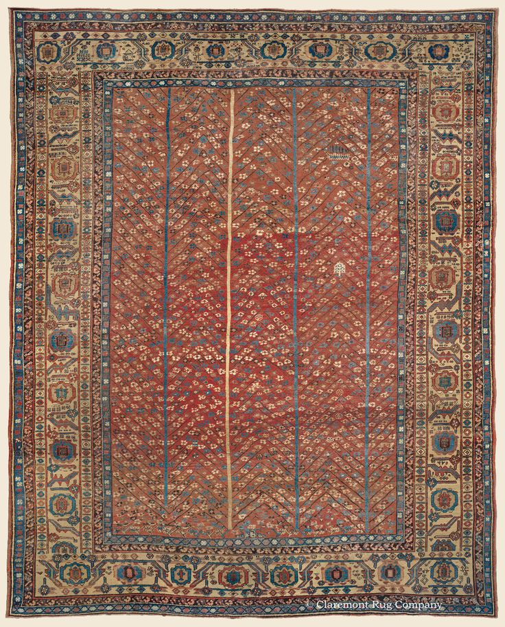 Oriental Rugs Jupiter Florida: 50 Best Antique Persian Bakshaish Rugs Images On Pinterest