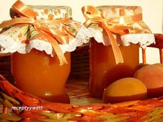 receptyywett: Marhuľový džem