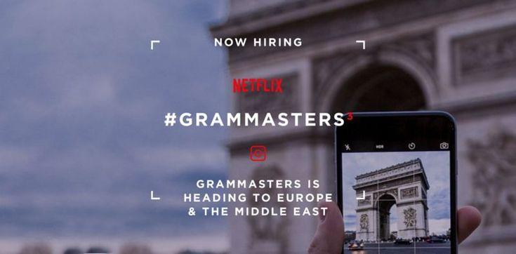 Case: Grammaster  昨年日本にも進出した、世界各地でオンラインDVDレンタル及び定額制映像ストリーミングサービスを提供するNetflix(ネットフリックス)が、同社が制作するテレビ