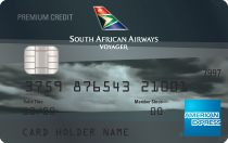South African Airways Black