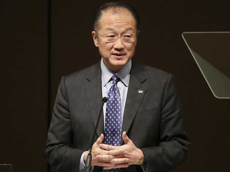"Jim Yong Kim learned to just ""give it a shot."""
