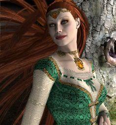 Irish Women Celtic Revival images - Google Search