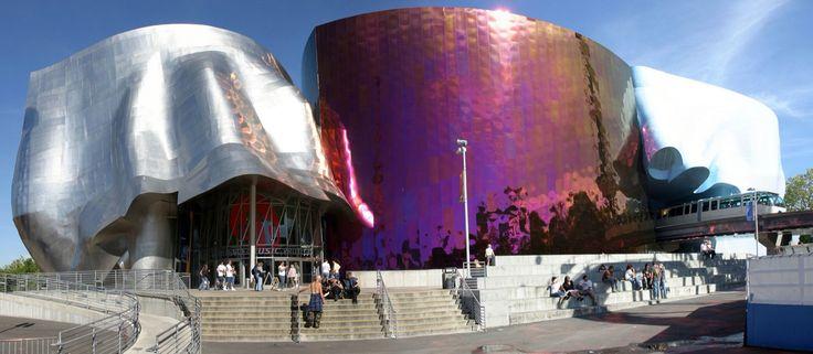 Музей музыки в Сиэтле (2000)