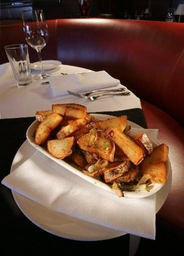 """Capital Grille's recipe for Lyonnaise Potatoes. They simply are the best I have had. Your help would be appreciated. Thanks."""""""