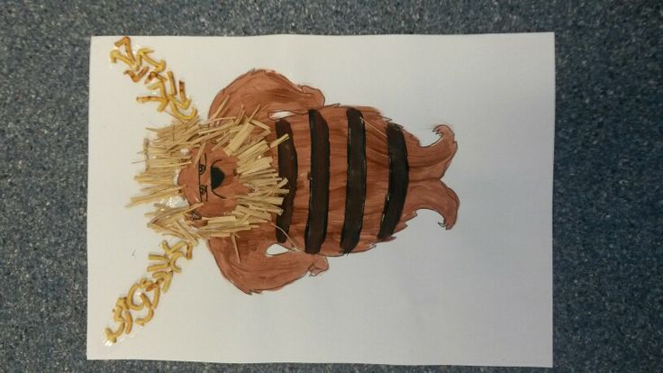 The Very Cranky Bear - Provide child with a copy of brown bear picture and let them decorate him like the story.  Stripes like Zebra, mane like Lion and antlers like Moose.