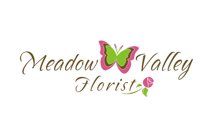 Professional Logo Design for Meadow Valley Florist