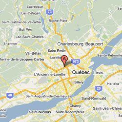Adresse salle de montre - Déco Rampe aluminium au Quebec