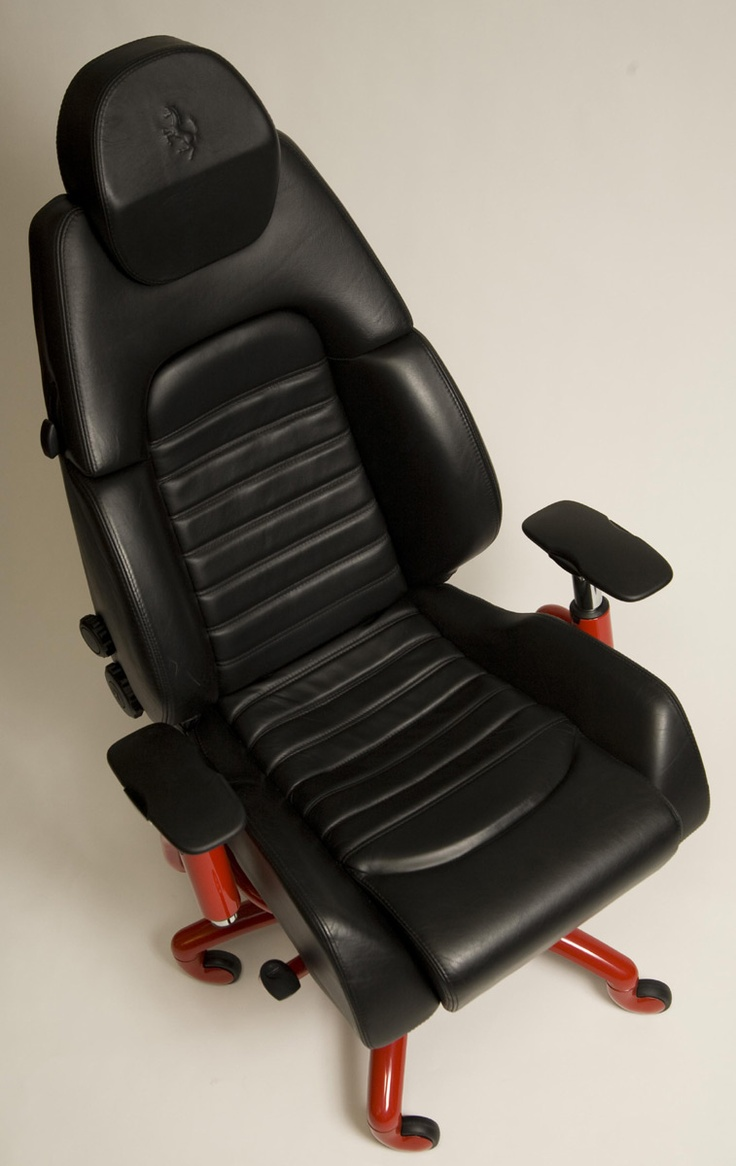 RaceChairs Takes The Seats From Actual Ferraris, Lamborghinis, Maseratis,  And Other Exotic Cars. Most Comfortable Office ChairExotic Sports ...
