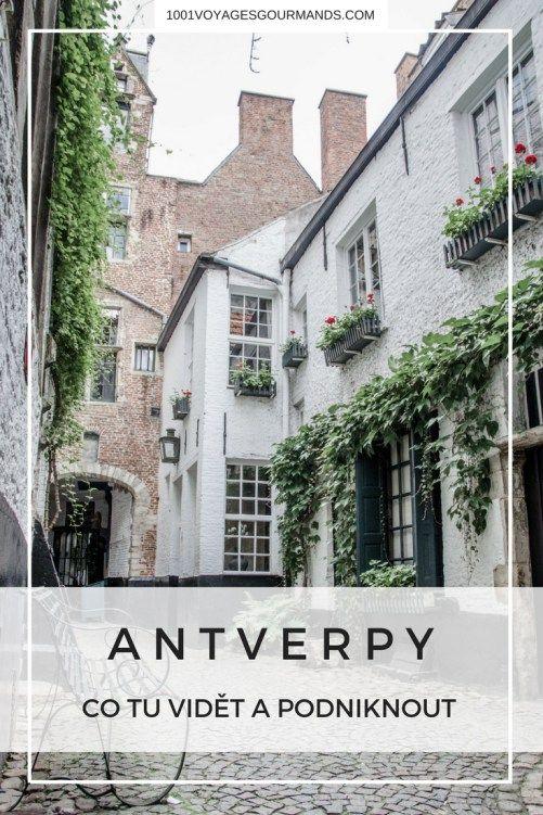 Co vidět a podniknout v Antverpách