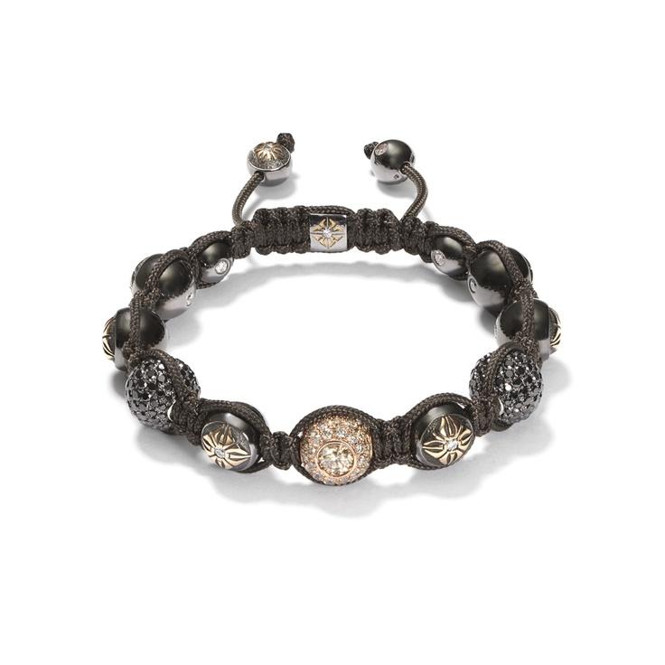 0.90 ct Brown Diamond Bracelet