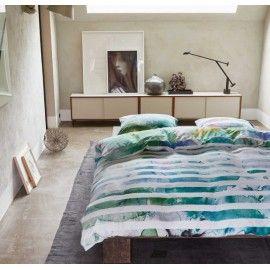 Lewis sengetøj - Grøn