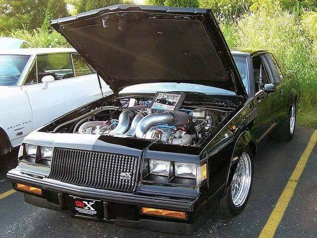 Buick Grand National : Photo