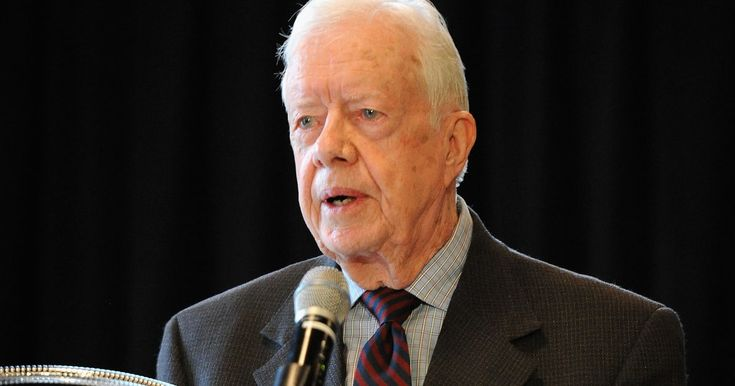 """Former president Jimmy Carter said the """"Citizens United"""" ruling """"violates the essence of what made America a great country in its political system."""""""