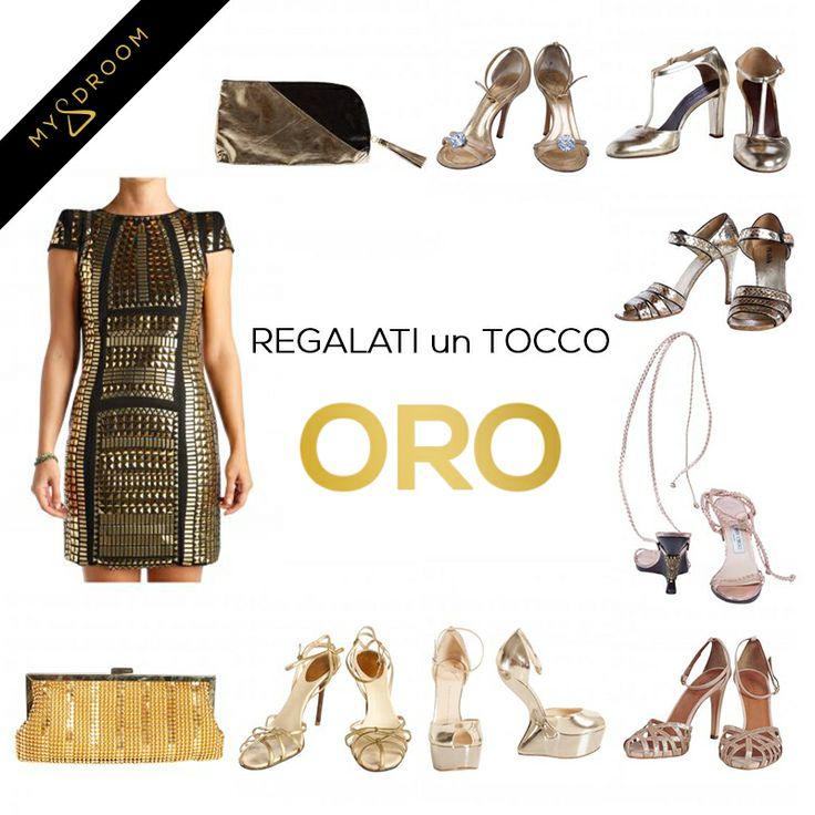 Oro, Moda, Trend, AI13, Gold, Style, Fashion, FW13