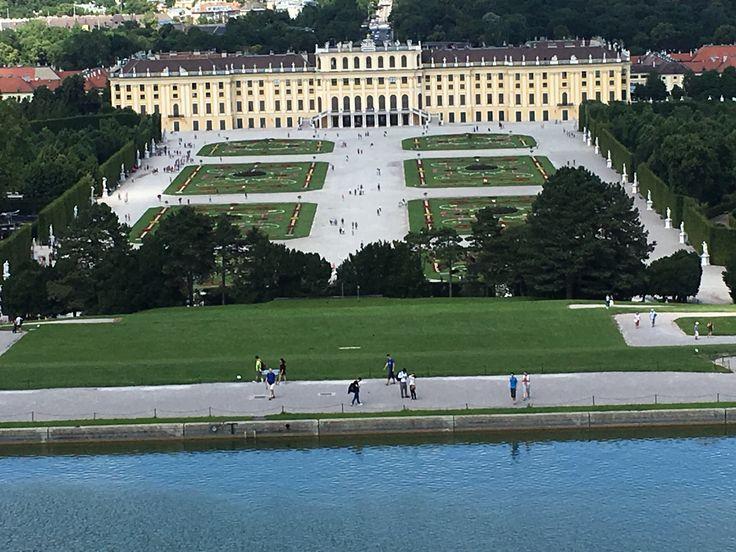 28/6/2017 - Palazzo Schönbrunn - Vienna