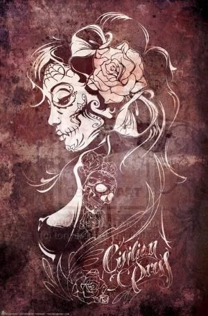 day of the dead by jeannine