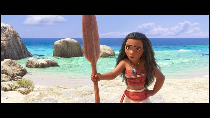 """Parti con Vaiana per un'incredibile avventura tra le acque dell'oceano pacifico. Il nuovo trailer italiano di """"Oceania"""""""